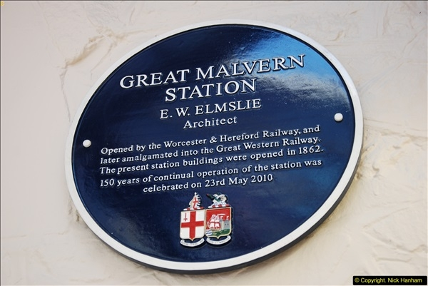 2014-07-25 Great Malvern Station, Worcestershire.  (5)191
