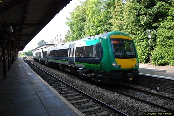 2014-07-25 Great Malvern Station, Worcestershire.  (8)194