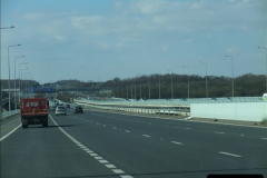 2013-04-06 The HS1 rail structure over the River Medway, Kent  (3)055