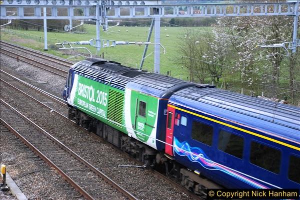 2016-04-14 GW Main Line near Pangbourne, Berkshire.  (11)0118