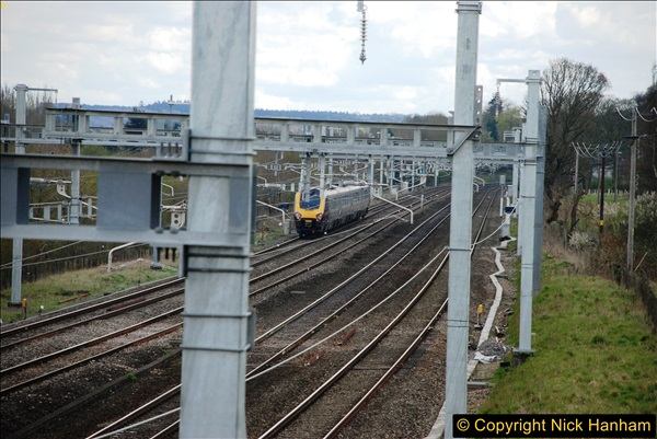 2016-04-14 GW Main Line near Pangbourne, Berkshire.  (14)0121