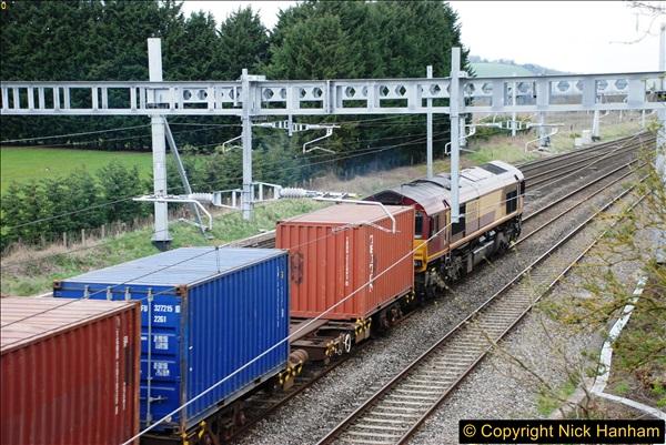 2016-04-14 GW Main Line near Pangbourne, Berkshire.  (20)0127