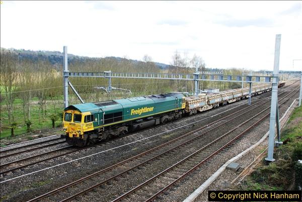 2016-04-14 GW Main Line near Pangbourne, Berkshire.  (8)0115
