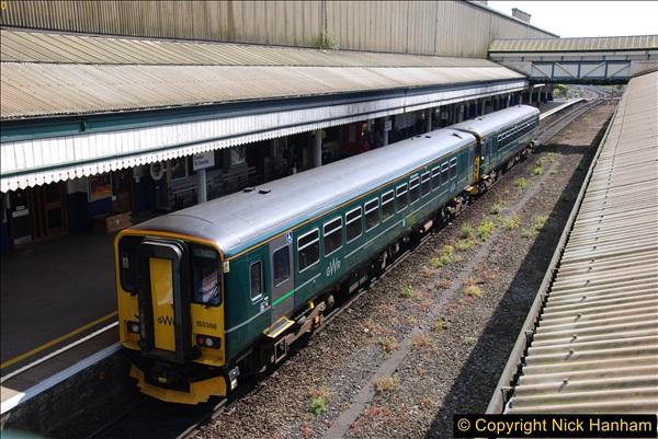 2017-04-19 Exeter St.Davids, Exeter, Devon.  (21)0580