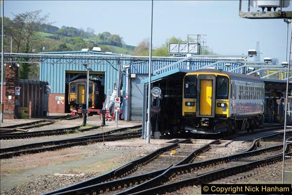 2017-04-19 Exeter St.Davids, Exeter, Devon.  (48)0607