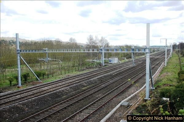 2016-04-14 GW Main Line near Pangbourne, Berkshire.  (24)0131