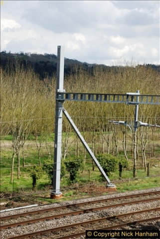 2016-04-14 GW Main Line near Pangbourne, Berkshire.  (27)0134