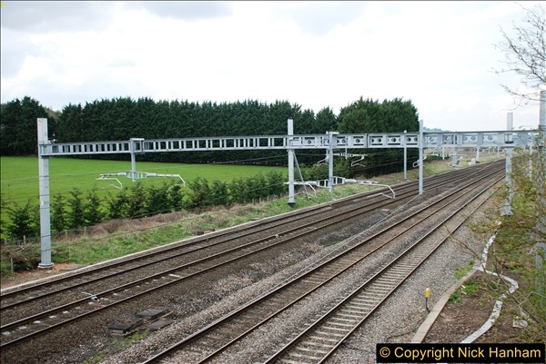2016-04-14 GW Main Line near Pangbourne, Berkshire.  (31)0138
