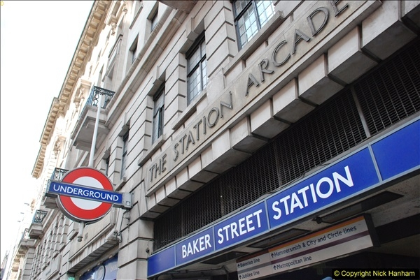 2018-06-09 Baker Street, London.  (2)070