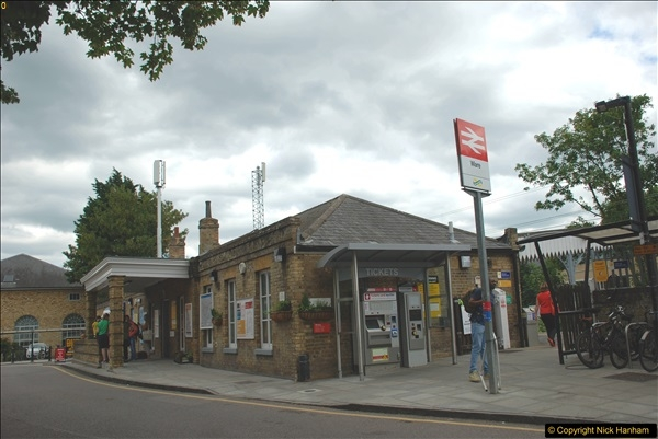 2018-06-19 St. Margarets, Ware & Hertford East stations, Hertfordshire.  (10)146
