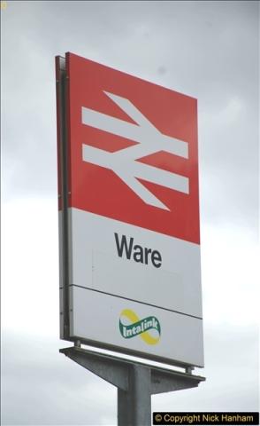 2018-06-19 St. Margarets, Ware & Hertford East stations, Hertfordshire.  (11)147