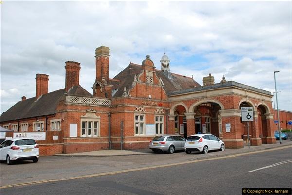 2018-06-19 St. Margarets, Ware & Hertford East stations, Hertfordshire.  (15)151