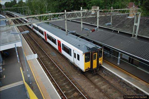 2018-06-19 St. Margarets, Ware & Hertford East stations, Hertfordshire.  (2)138