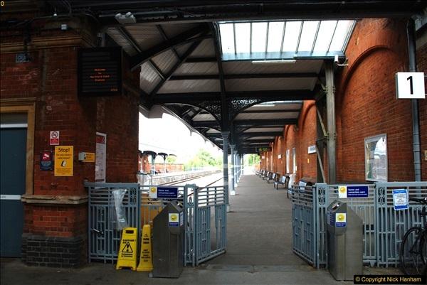 2018-06-19 St. Margarets, Ware & Hertford East stations, Hertfordshire.  (22)158