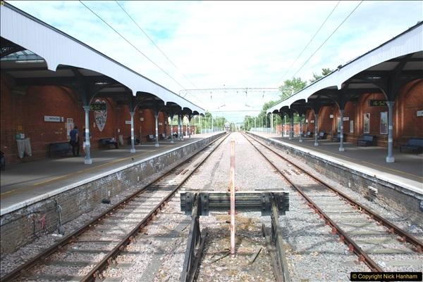2018-06-19 St. Margarets, Ware & Hertford East stations, Hertfordshire.  (26)162