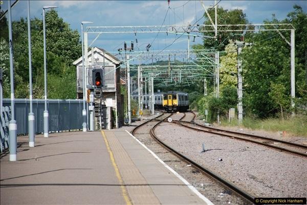 2018-06-19 St. Margarets, Ware & Hertford East stations, Hertfordshire.  (33)169
