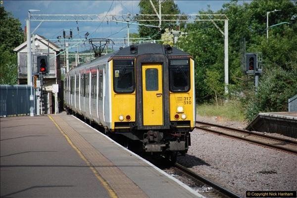 2018-06-19 St. Margarets, Ware & Hertford East stations, Hertfordshire.  (34)170