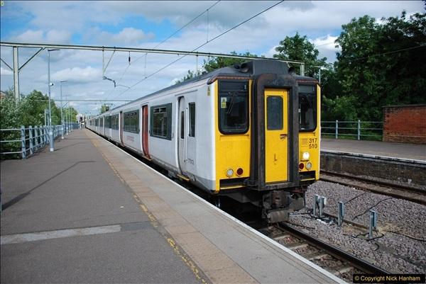 2018-06-19 St. Margarets, Ware & Hertford East stations, Hertfordshire.  (35)171