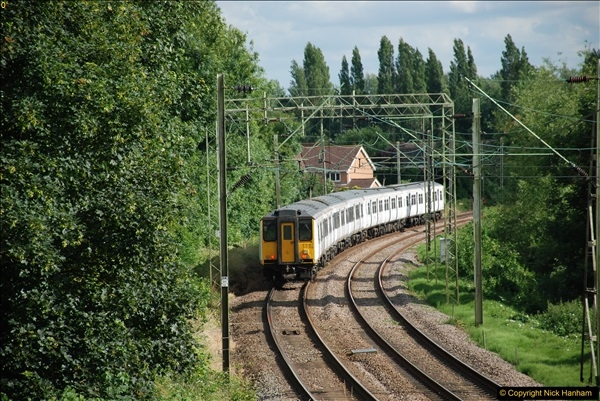 2018-06-19 St. Margarets, Ware & Hertford East stations, Hertfordshire.  (41)177