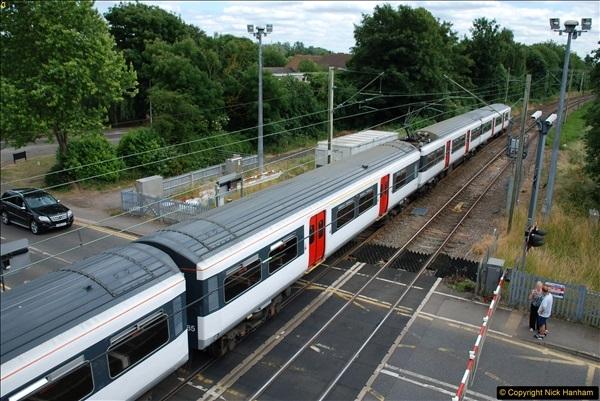 2018-06-19 St. Margarets, Ware & Hertford East stations, Hertfordshire.  (4)140