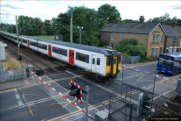 2018-06-19 St. Margarets, Ware & Hertford East stations, Hertfordshire.  (43)179