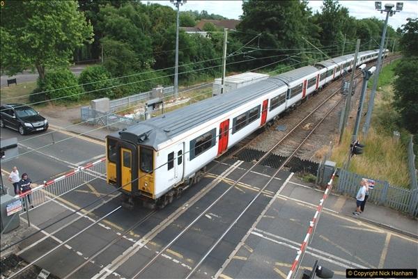 2018-06-19 St. Margarets, Ware & Hertford East stations, Hertfordshire.  (5)141