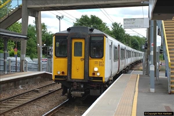 2018-06-19 St. Margarets, Ware & Hertford East stations, Hertfordshire.  (7)143