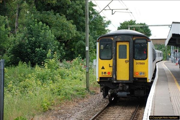 2018-06-19 St. Margarets, Ware & Hertford East stations, Hertfordshire.  (9)145