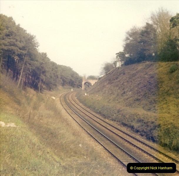 1977 Summer. Parkstone, Poole, Dorset.   (1)064