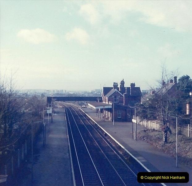 1977 Summer. Parkstone, Poole, Dorset.   (14)077