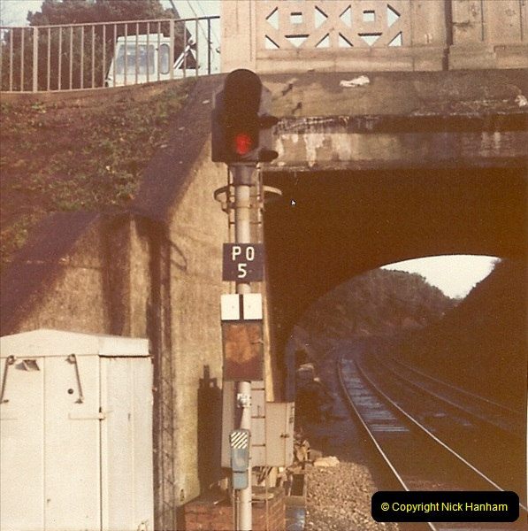 1977 Summer. Parkstone, Poole, Dorset.   (21)084