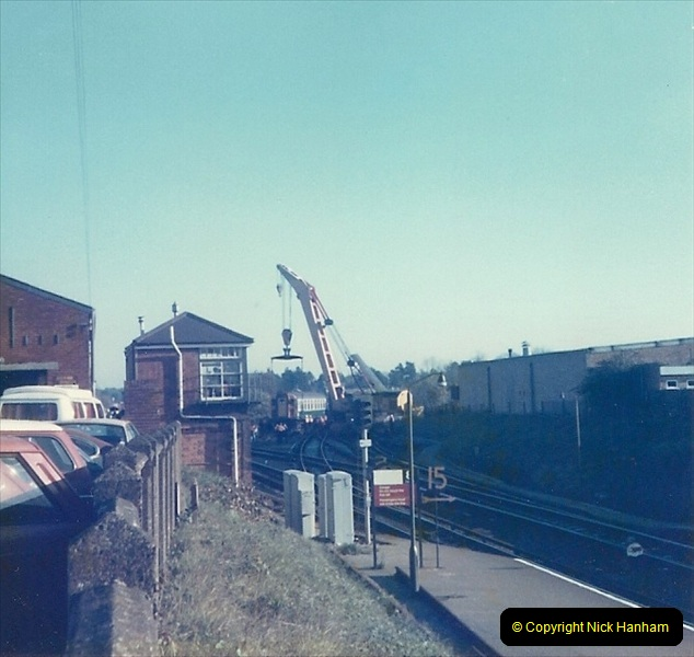 1978-11-28 Bournemouth Depot, Bournemouth, Dorset.  (4)097