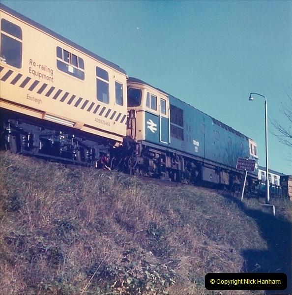 1978-11-28 Bournemouth Depot, Bournemouth, Dorset.  (8)101