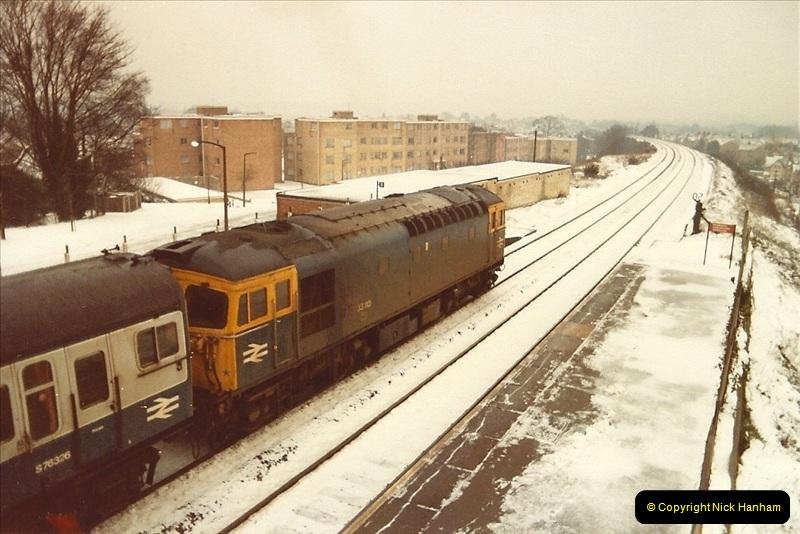 1982-01-11 to 15 Parkstone, Poole, Dorset.   (2)134