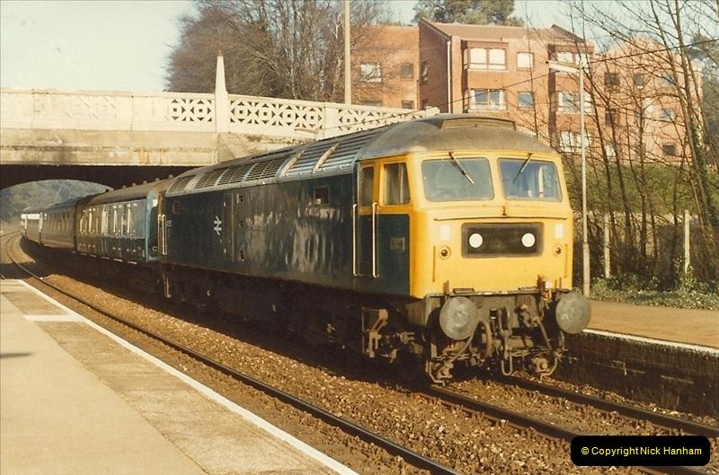 1982-03-25 Parkstone, Poole, dorset.  (2)143