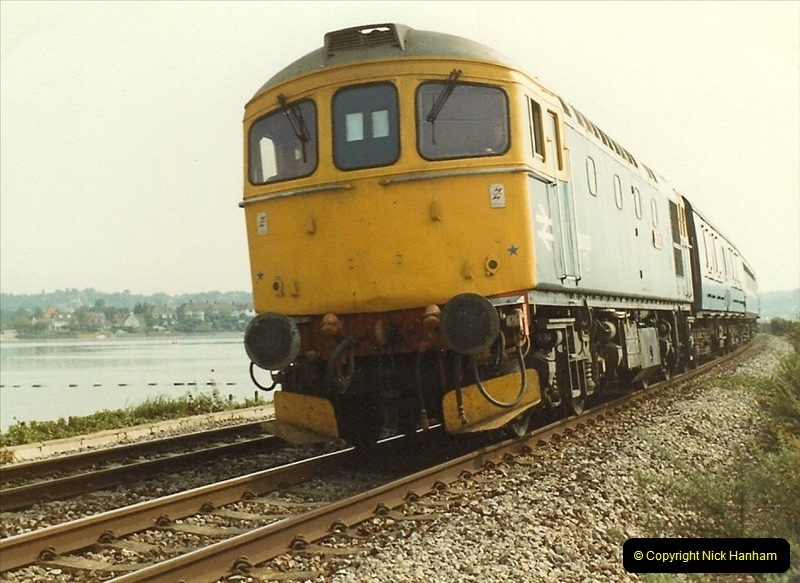 1983-08-27 Whitecliffe, Poole, Dorset.  (3)164