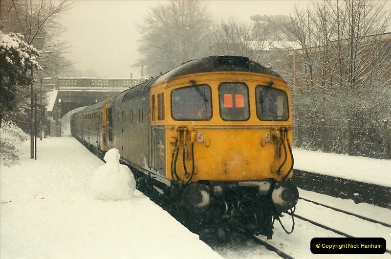 1985-01-18 Parkstone, Poole, Dorset.  (10)205