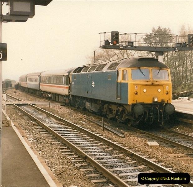 1985-11-23 Exeter St. Davids.  (16)241