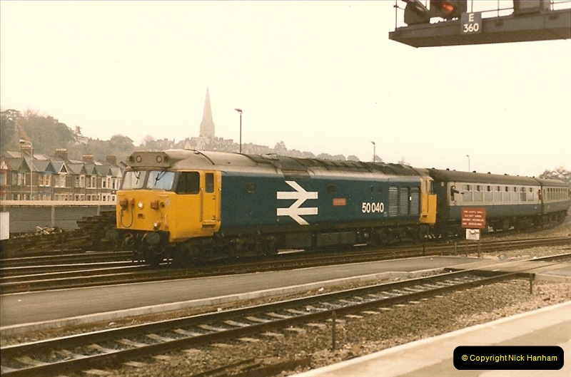 1985-11-23 Exeter St. Davids.  (2)227