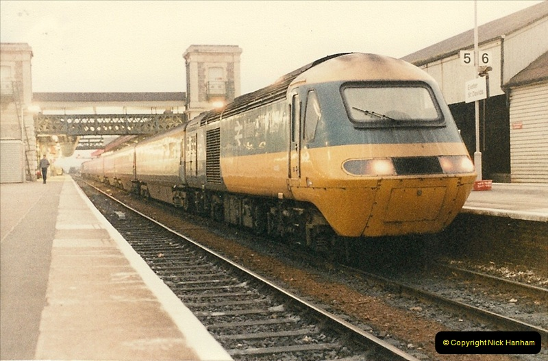 1985-11-23 Exeter St. Davids.  (25)247