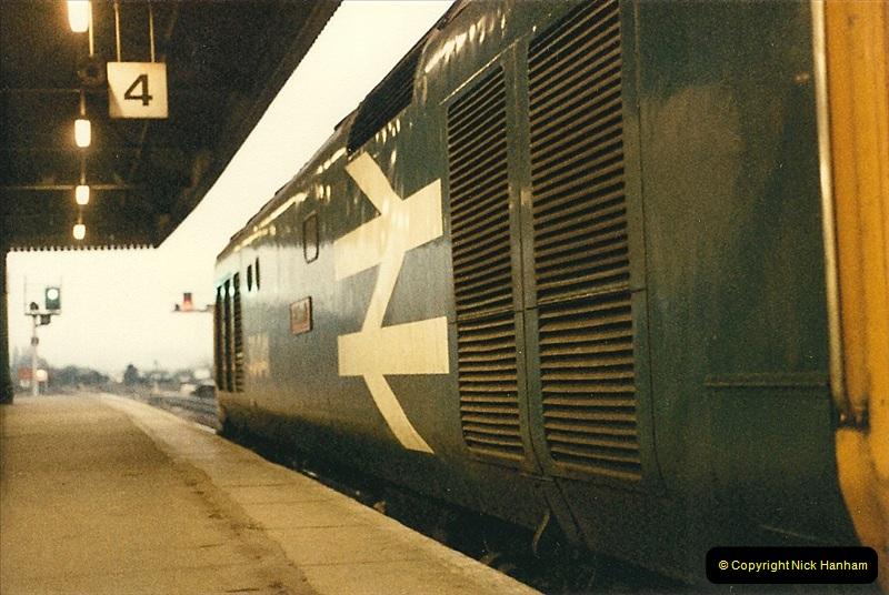 1985-11-23 Exeter St. Davids.  (26)248