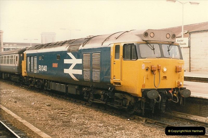 1985-11-23 Exeter St. Davids.  (3)228