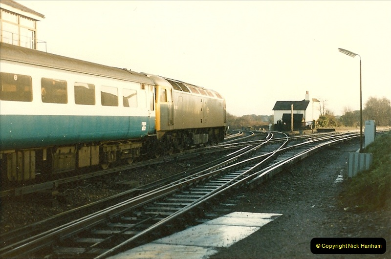1985-12-07 Branksome, Poole,  Dorset.  (15)266
