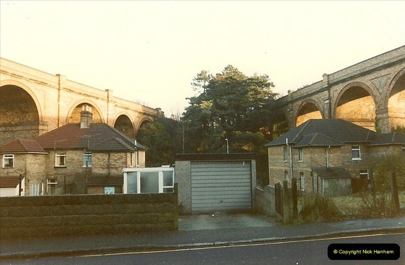 1985-12-07 Branksome, Poole, Dorset.  (4)274