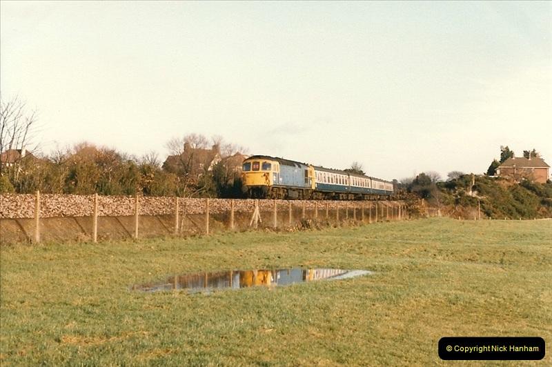 1985-12-07 Poole, Dorset.  (2)291