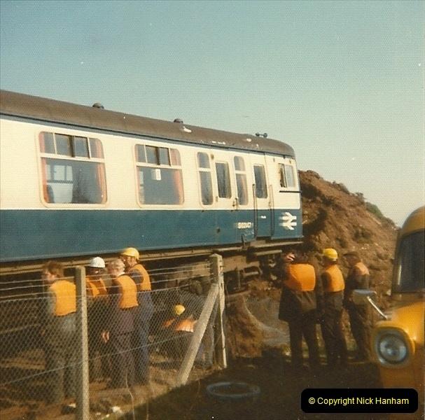 1976 Bournemouth Depot, Bournemouth, Dorset.  (2)038