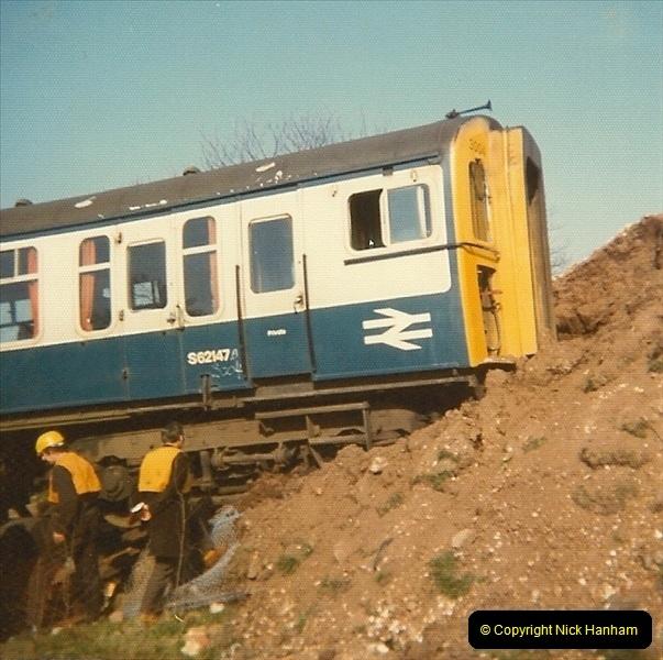1976 Bournemouth Depot, Bournemouth, Dorset.  (3)039