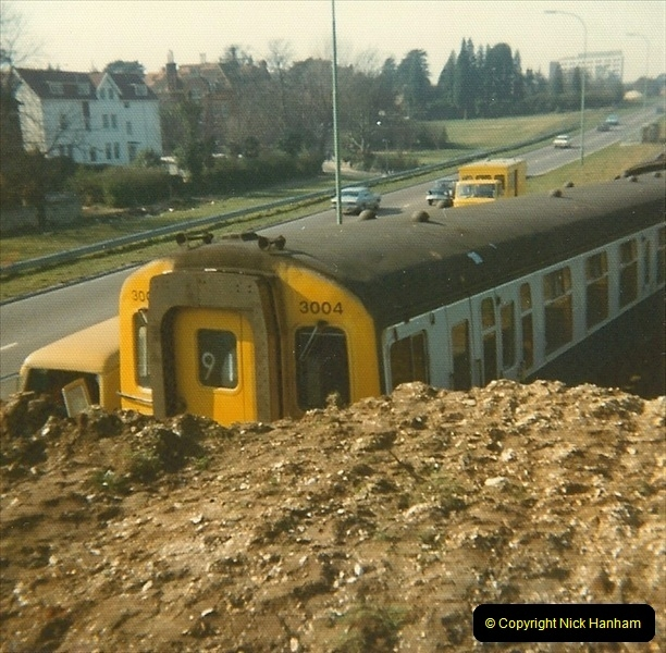 1976 Bournemouth Depot, Bournemouth, Dorset.  (4)040