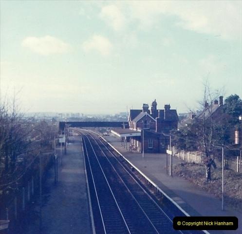 1977 Parkstone, Poole, Dorset.   (14)055