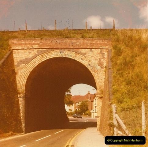 1977 Summer. Parkstone, Poole, Dorset.   (12)075